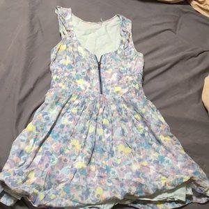 Adorable Kimchi Blue mini dress